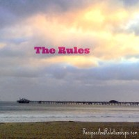 The Rules (of Engagement)