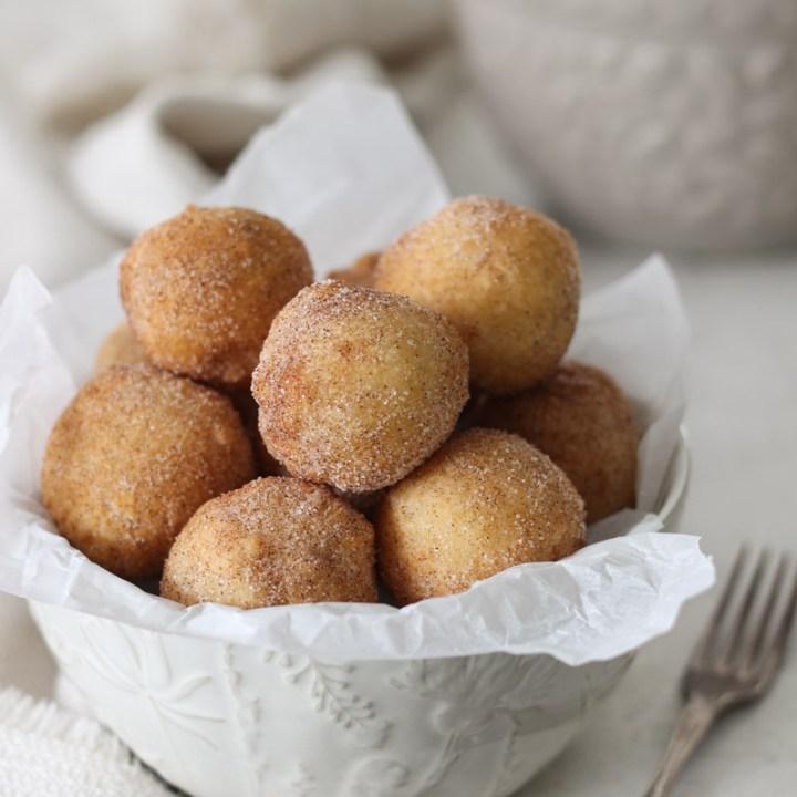 2 Ingredient Donuts Recipe