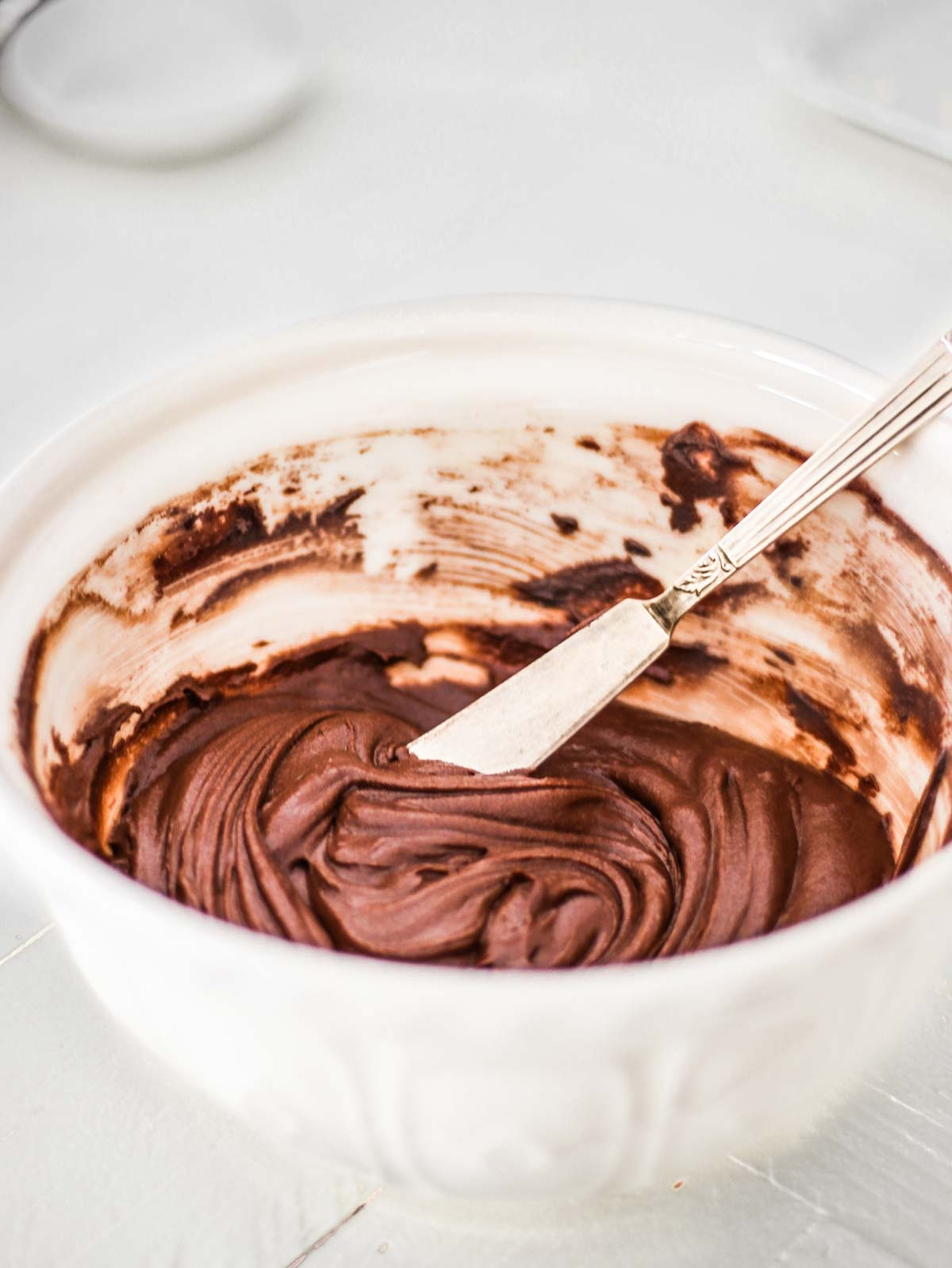 One Minute Chocolate Frosting