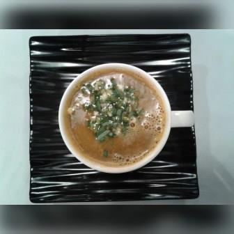 Choli no Soup – Soup of Black eyed Beans