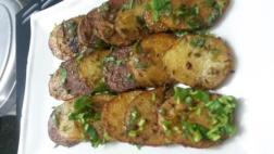 Jeera Alu – Potato with Cumin Seeds