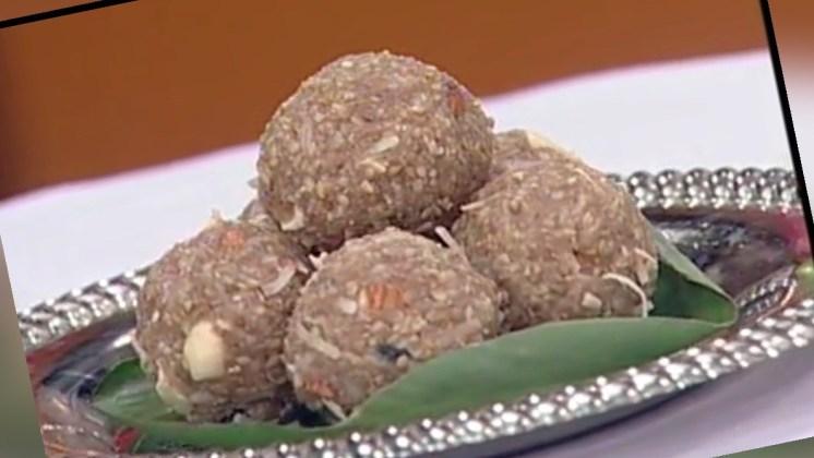 Talvat na Laddu – Sesame Seeds Laddu – Til ke Laddu