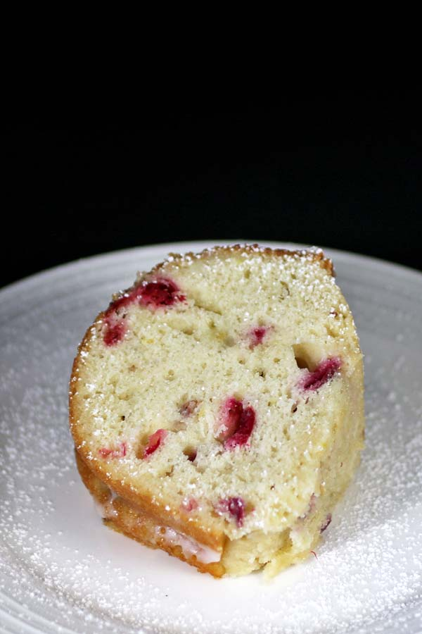 Meyer Lemon Cranberry Cake Recipes Food And Cooking