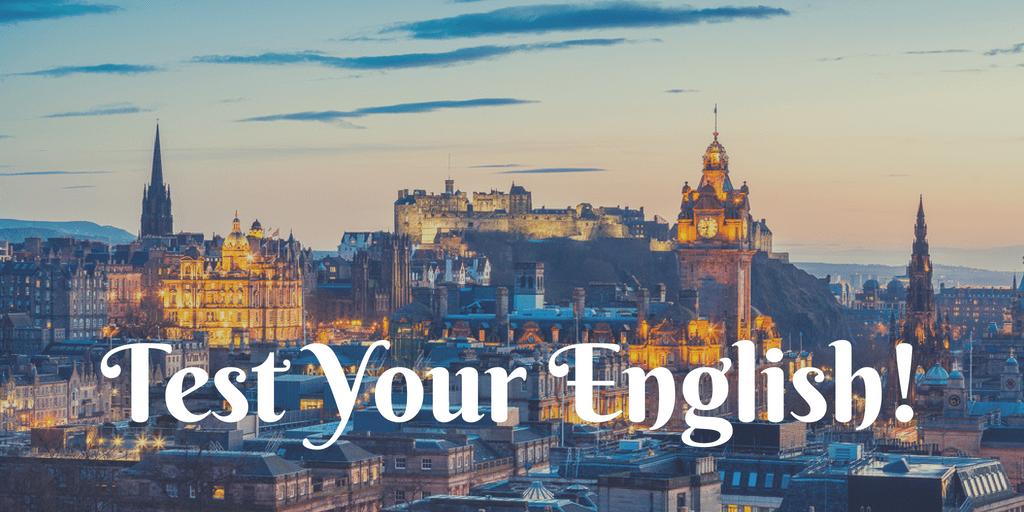 Test Your English CT Quiz TW