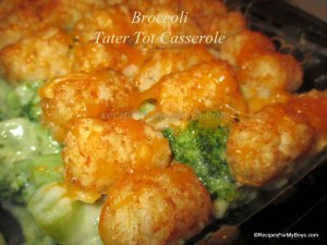 Read more about the article Broccoli Tater Tot Casserole