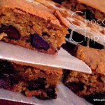 Chocolate Chip Bars made with a Cake Mix