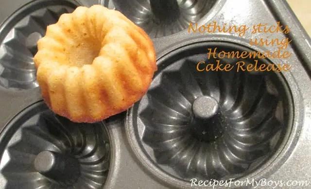 Homemade Cake Release