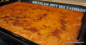 Read more about the article Mexican Jiffy Mix Casserole