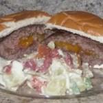 Stuffed Hamburgers