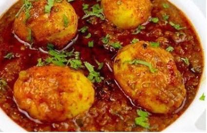 Egg Masala Curry 1