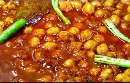 Punjabi Chole recipes in Hindi