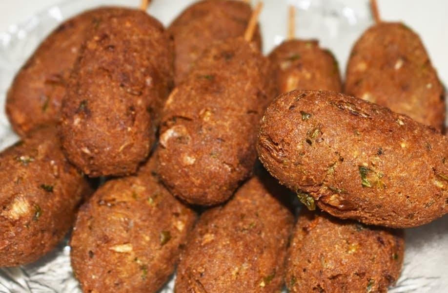 Soyabean / Veg Kabab