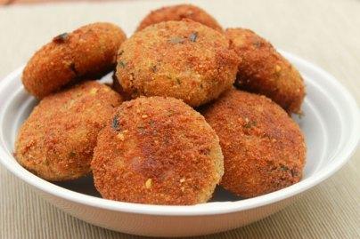 सोया कटलेट रेसिपी  - Soya Cutlet breakfast recipe in hindi