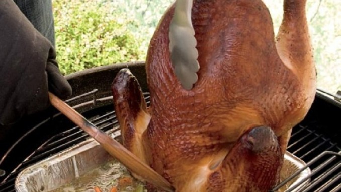 Grilling Your Turkey | RecipesNow!