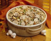 %name   Mushroom Turkey and Rice Casserole   RecipesNow.com