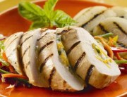 %name   Vidalia Onion and Ricotta Stuffed Grilled Chicken   RecipesNow.com