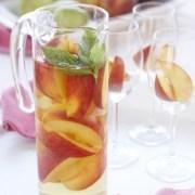 %name   Ontario Peach Sangria   RecipesNow.com