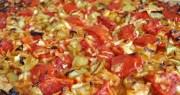 Mallorcan Pizza Coca Mallorqu'n