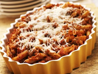 Easy Pumpkin-Pasta Bake
