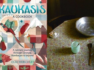 Kaukasis A CookBook - Review