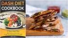 The DASH Diet Cookbook - Chicken Quesadillas - Review