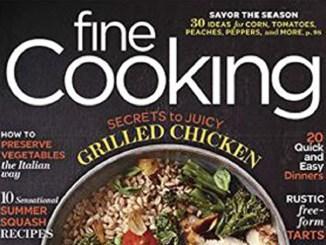 Fine Cooking Magazine | RecipesNow!
