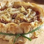 %name   Sweet Onion Brie Bundle   RecipesNow.com