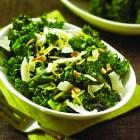 Fresh and Crispy Kale Salad