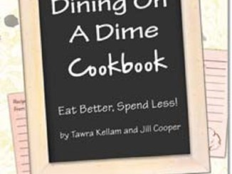 Dining On A Dime Cookbook