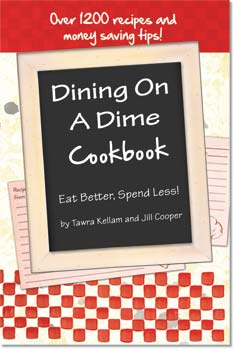 Dining On A Dime 350   Dining On A Dime Cookbook   RecipesNow.com