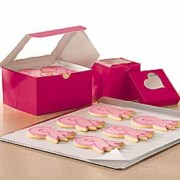 %name   Pink Ribbon Sugar Cookies   RecipesNow.com