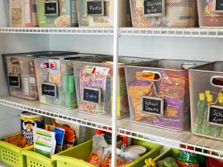 An Organized Pantry | RecipesNow!