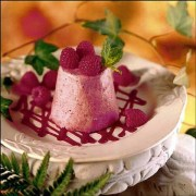 %name   Red Raspberry Mousse   RecipesNow.com