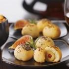 %name   Cheddar and Onion Mini Muffins   RecipesNow.com
