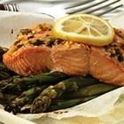 %name   Grilled Salmon Asparagus Salad   RecipesNow.com