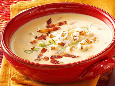Savory Cheese Soup