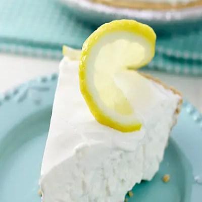 No Bake Lemonade Pie Recipe