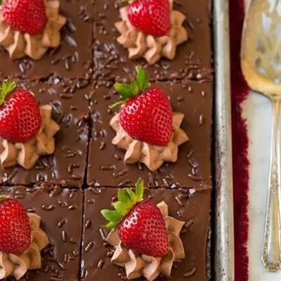 Chocolate Sheet Cake Recipe