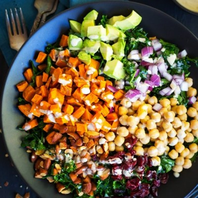 Vegan Salad Recipe