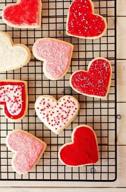 sugar cookies 3 ingredients