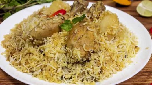 chicken biryani recipe | how to make the best chicken biryani recipe