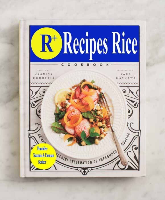 recipes rice cookbook