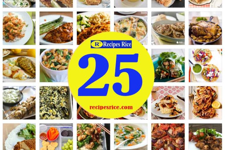 25 Healthy High Protein Foods With Low Fat and Cholesterol Diet