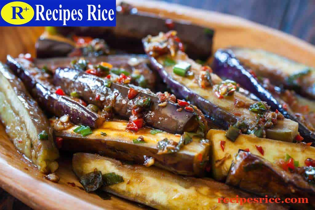 eggplant in spicy sauce recipe