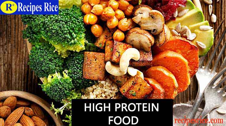 high protein food