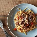 Really Good Spaghetti Bolognese