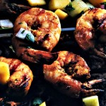 Tikki Grilled Shrimp