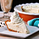 Root Beer Float Pie