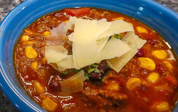 Top-Notch Chili (Instant Pot)