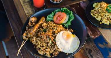 Egg Fried Noodles, RECIPES WELLNESS